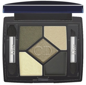 Dior-Khaki-Design-eyeshadow-quint