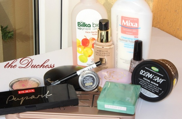 Любими продукти за 2013:)